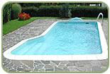 poliesterski bazen Prefabricated Pools